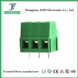 FET2.5-XX-500-00PCB Screw Terminal Block