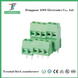 FET1-XX-350-03PCB Screw Terminal Block